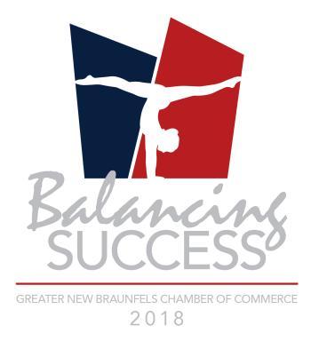 2018 Balancing Success logo