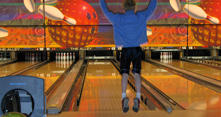 The Alley Bowling