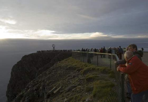 North Cape cliff, North Cape