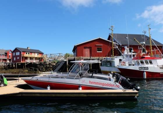 Hemmingodden Lofoten Fishing Lodge