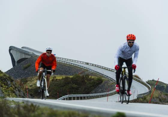 Bike & Sail with Romsdal Adventure