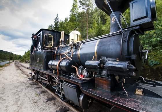 Setesdalsbanen museumsjernbane