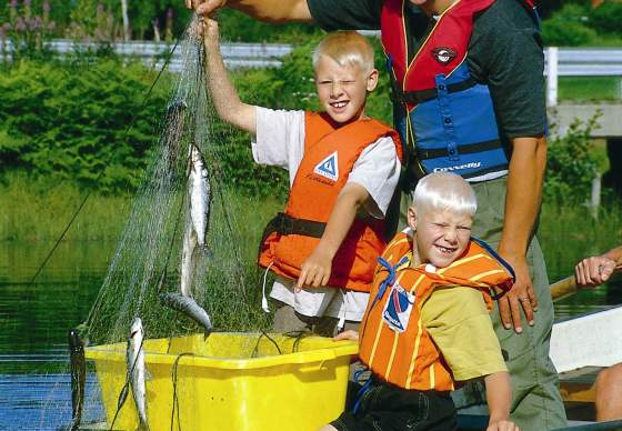 Pesca a Vrådal