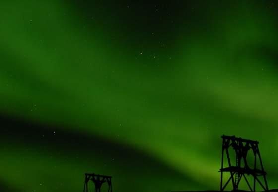 Svalbard - Verdens nordligste nordlys