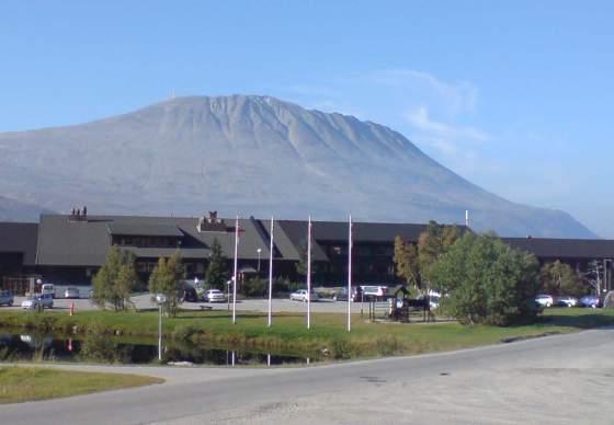 Gaustablikk Høyfjellshotell