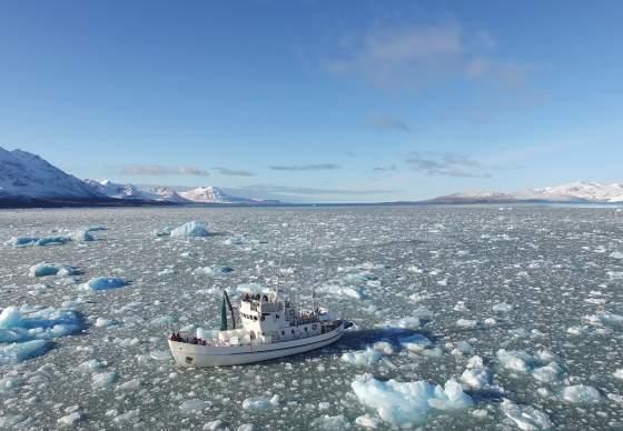 Ski & Sail - Svalbard Wildlife Expeditions