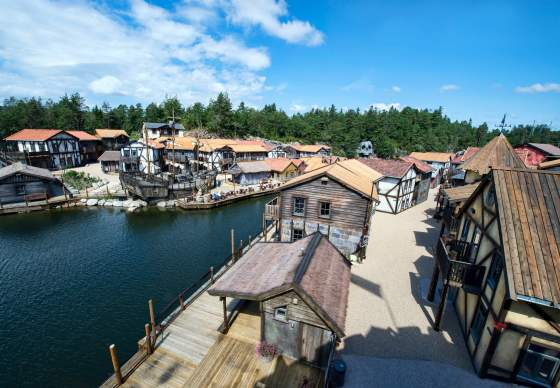Abra Havn Pirate village