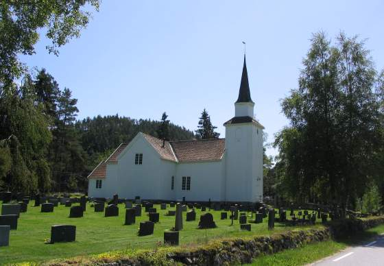 Bjelland Kirke