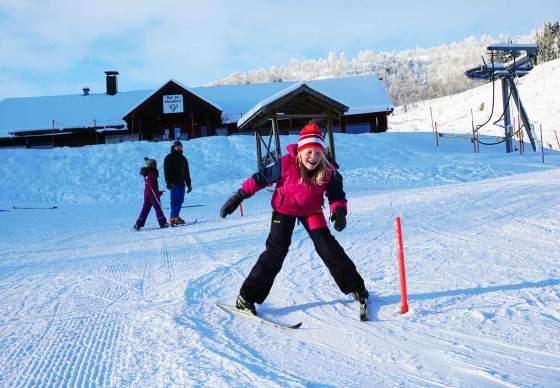 Sogndal Skisenter - alpinanlegg