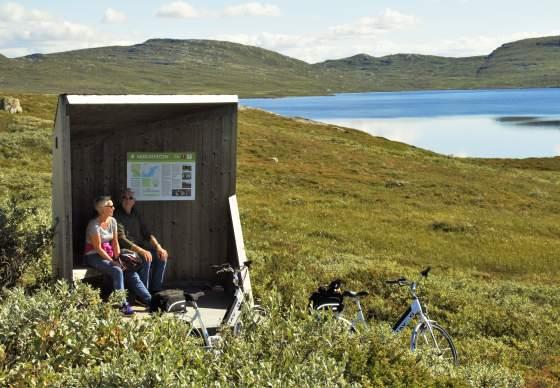 Mjølkevegen Summer Mountain route (85 km)
