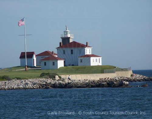 Westerly lighthouse