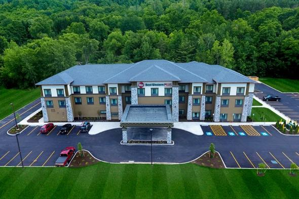 The Hammondsport Hotel Best Western Plus
