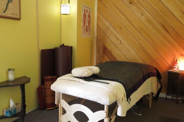 Zazen Massage