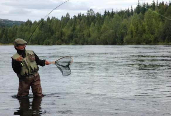 Fiske med guide- Turgleder
