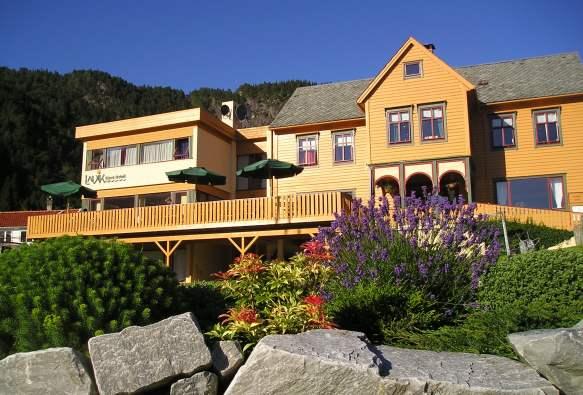Übernachtung Am Sognefjord In Norwegen - Das Offizielle