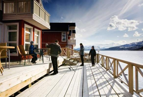 harstad the cultural capital of the north visit norway