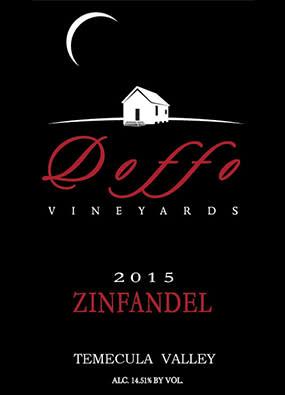 Doffo Winery Label