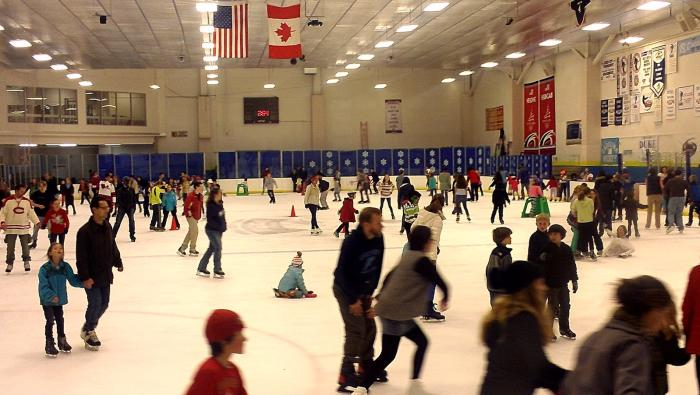 Ice Rink at Orange County Sportsplex
