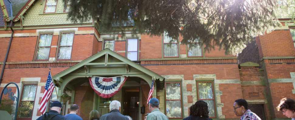 Pullman House Tour