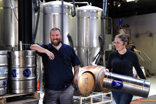 Erik Lars Myers, Mystery Brewing Co