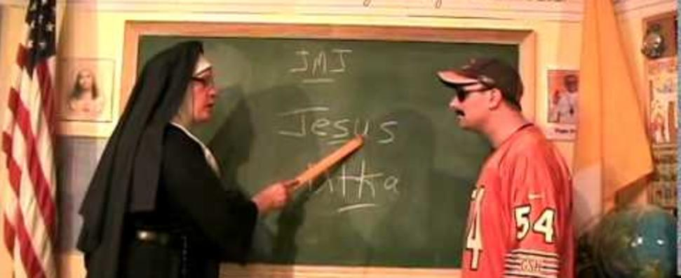 Jesus Or Ditka? Who Wins the Ultimate Question