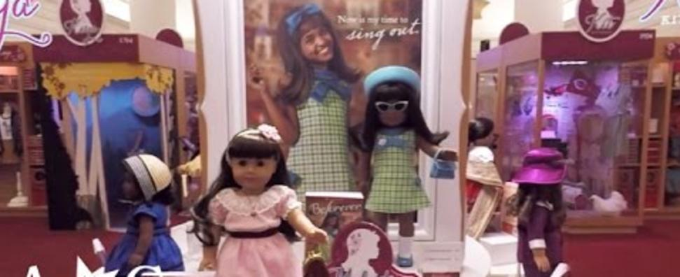 American Girl Place Chicago 360