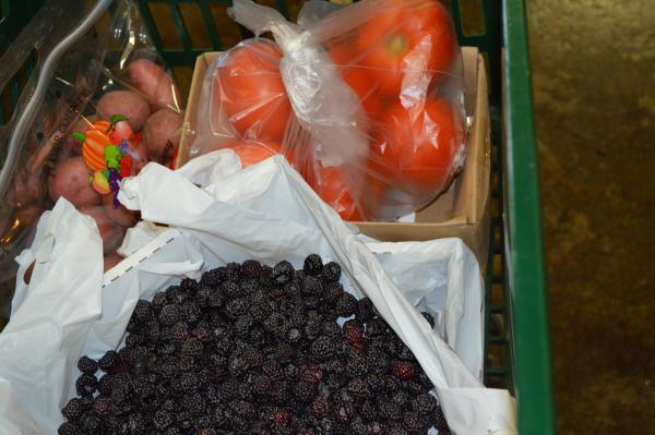 Farm market finds
