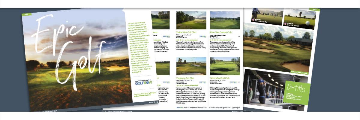Travel Guide - Golf