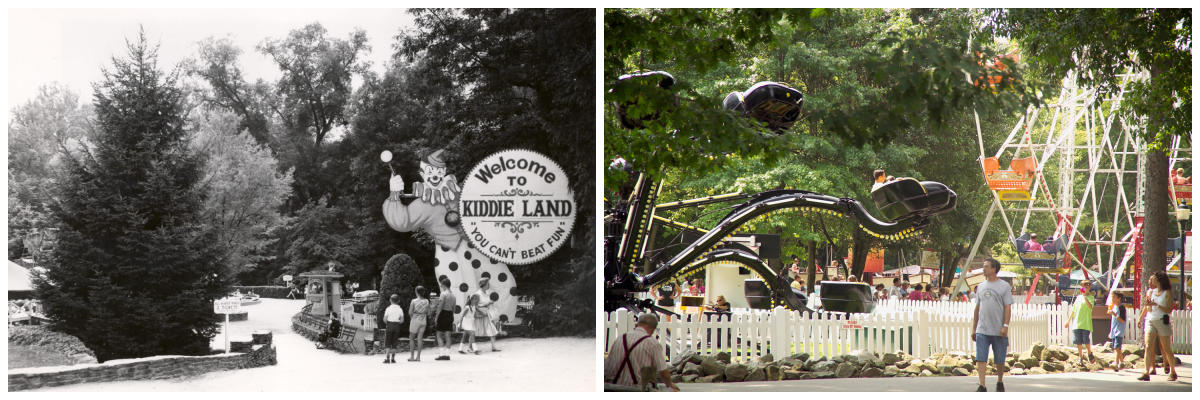 Idlewild and SoakZone Then and Now