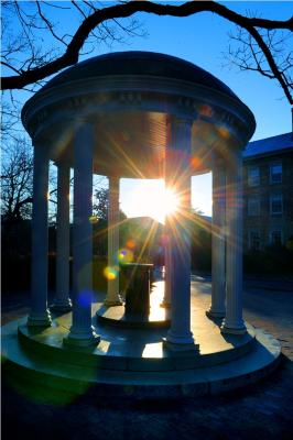 Old Well, UNC Campus