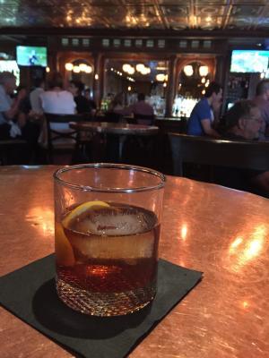 Rocky Mountain Vieux Cocktail