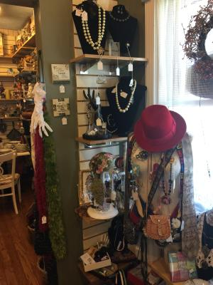 Unique gifts and accessories at The Porch in Danville