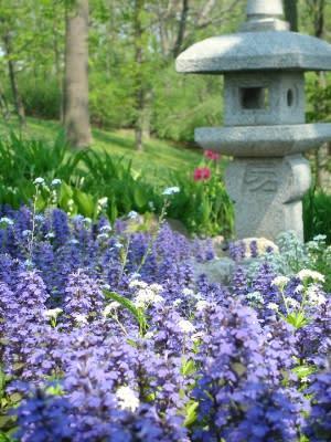 Honorary International Peace Garden at the Buffalo History Museum