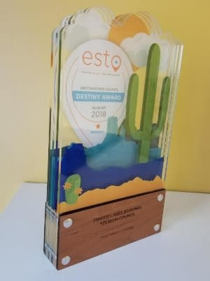 Destiny Award for Public Relations Campaign