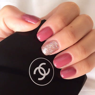 Kate L's manicure from Venus Nails & Spa