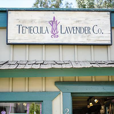 Temecula Lavender Company Temecula