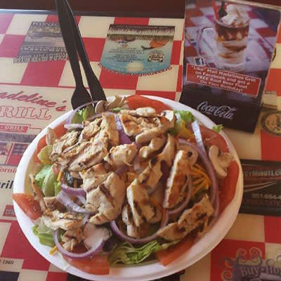 Mad Madelines Chopped Chicken Salad