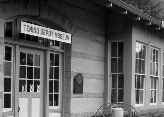 Tenino Depot Museum