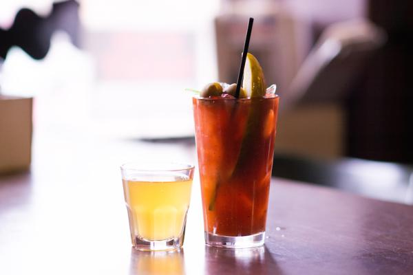 Best Bloody Mary - Court 'N House - Photo by: Kelsey Smith