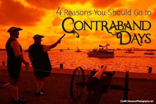 Contraband Days Blog