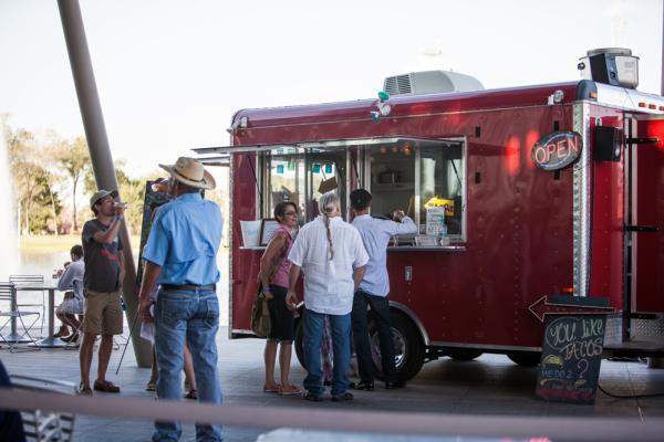 Beaumont Food Truck