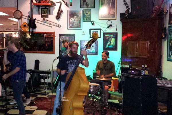 Music at The Logon Café