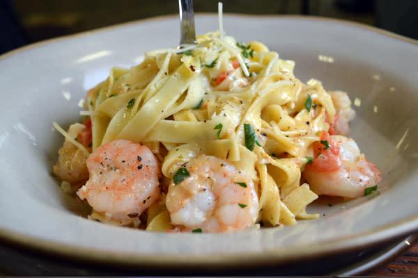 Shrimp Pasta from Flip My Food