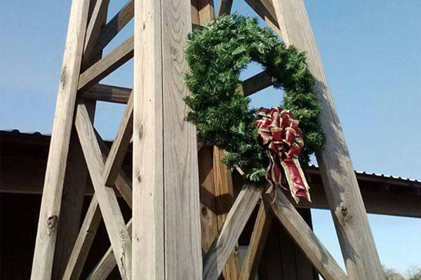 Christmas in Gladys City