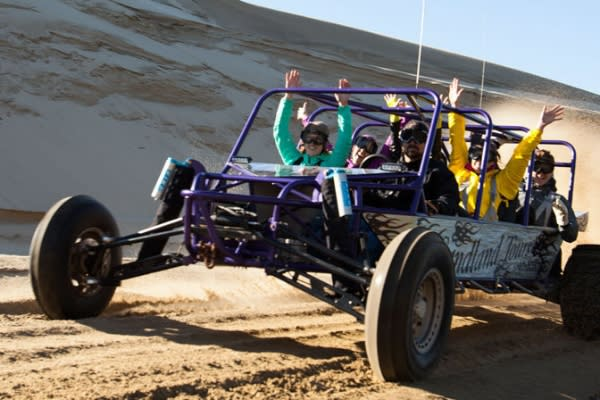 Dune Buggy Rides with Sandland Adventures