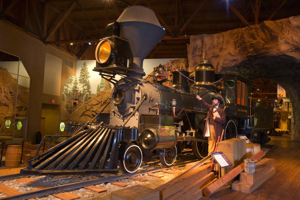 California State Railroad Museum, Smithsonian Affiliate