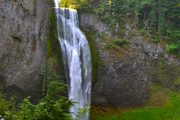 Salt Creek Falls by Eugene, Cascades & Coast