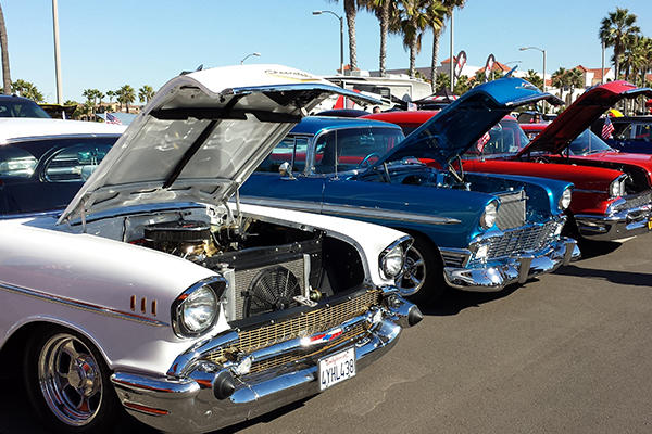 Huntington Beach Veterans Day Car Show
