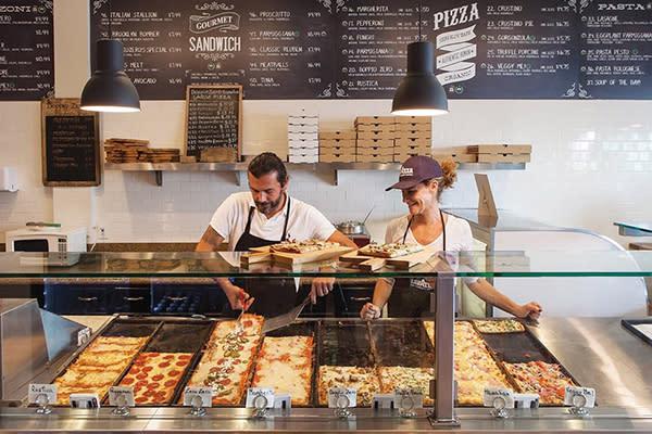 Huntington Beach Zero Zero Pizzeria