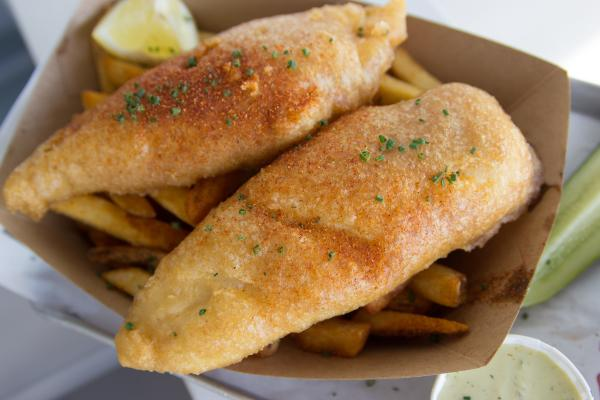 Huntington Beach Slap Fish